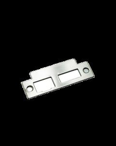 Striker plate for ANSI lockcases